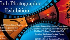 2020 Three Club Photo Exhibition