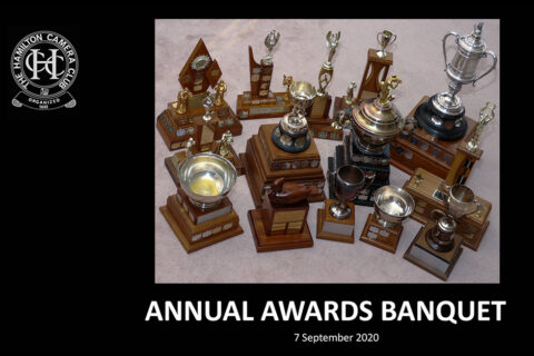 """Annual Awards """"Banquet"""" Results"""
