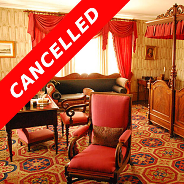 Dundurn Castle – CANCELLED