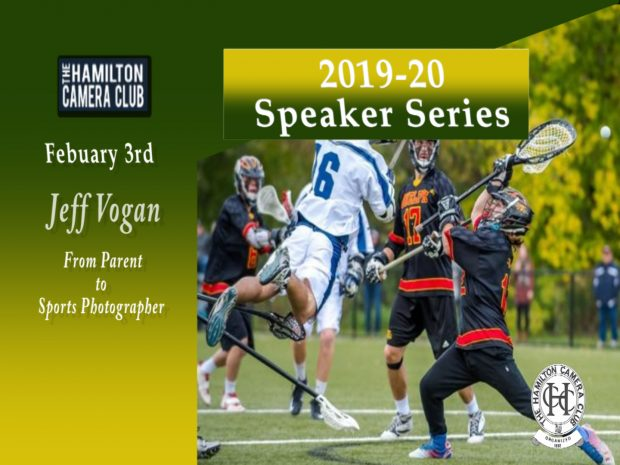 Jeff Vogan – From Parent to Sports Photographer