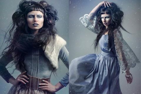 Styling and Lighting to Create Portraiture