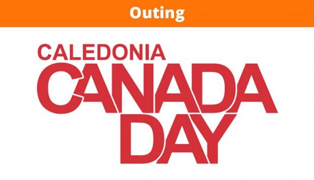 Caledonia Canada Day