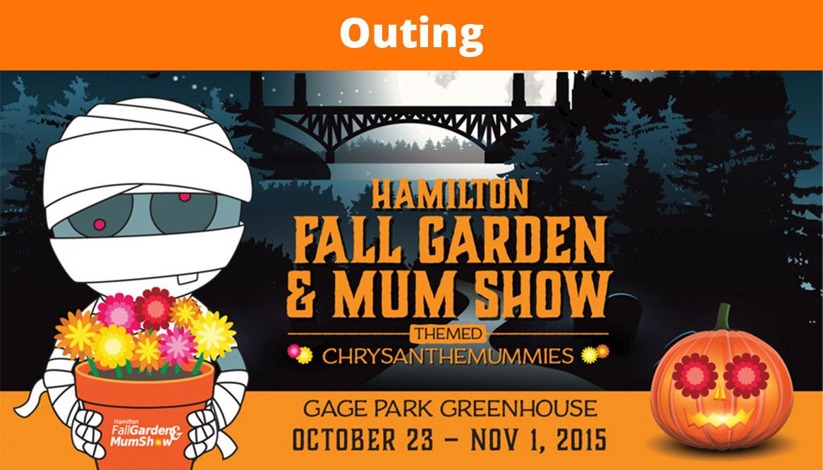 Hamilton Garden & Mum Show