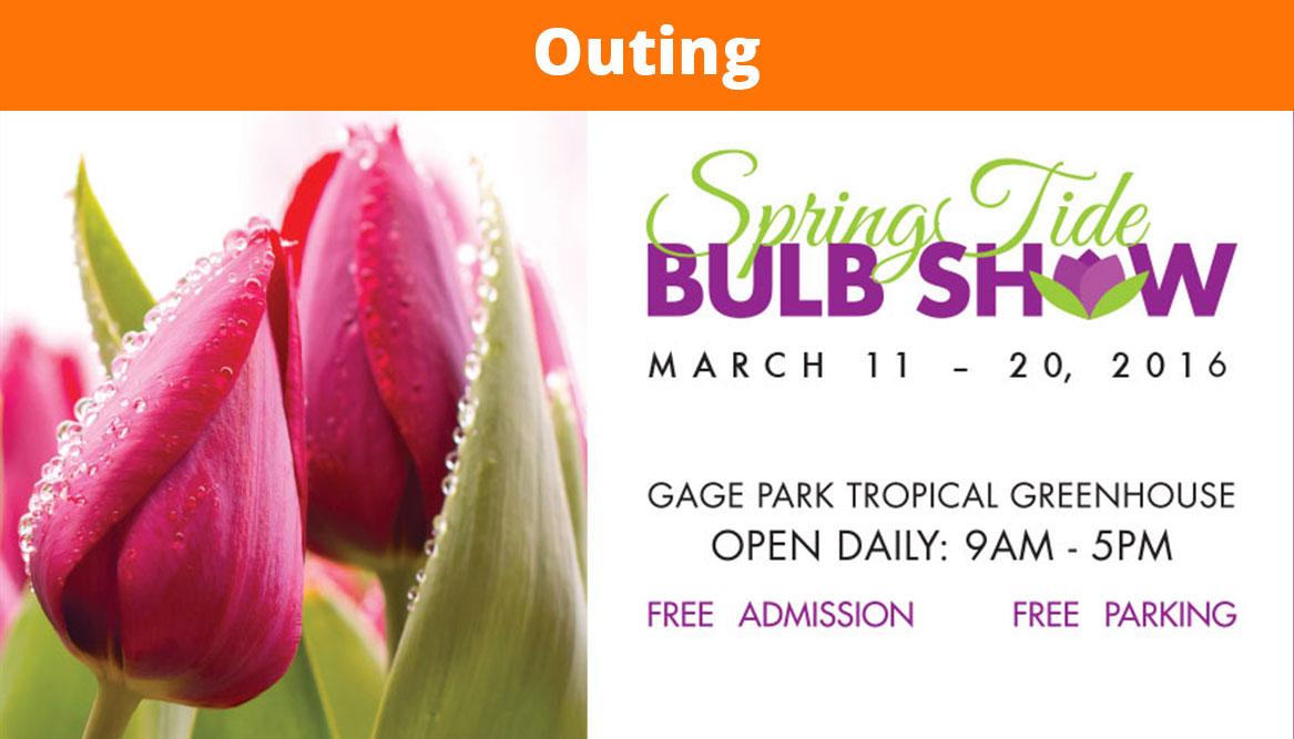 Spring Tide Bulb Show