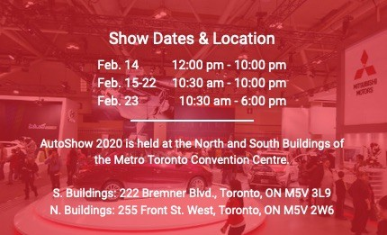Auto Show Toronto