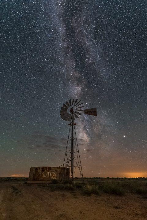 Mike Kukucska:  Night Skies