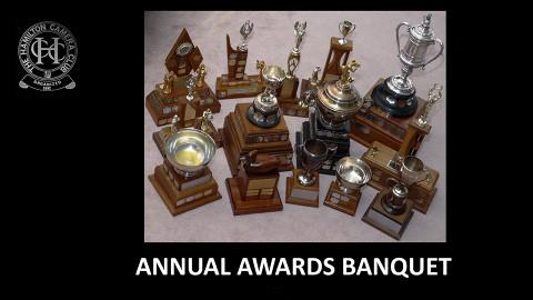 HCC Awards Banquet
