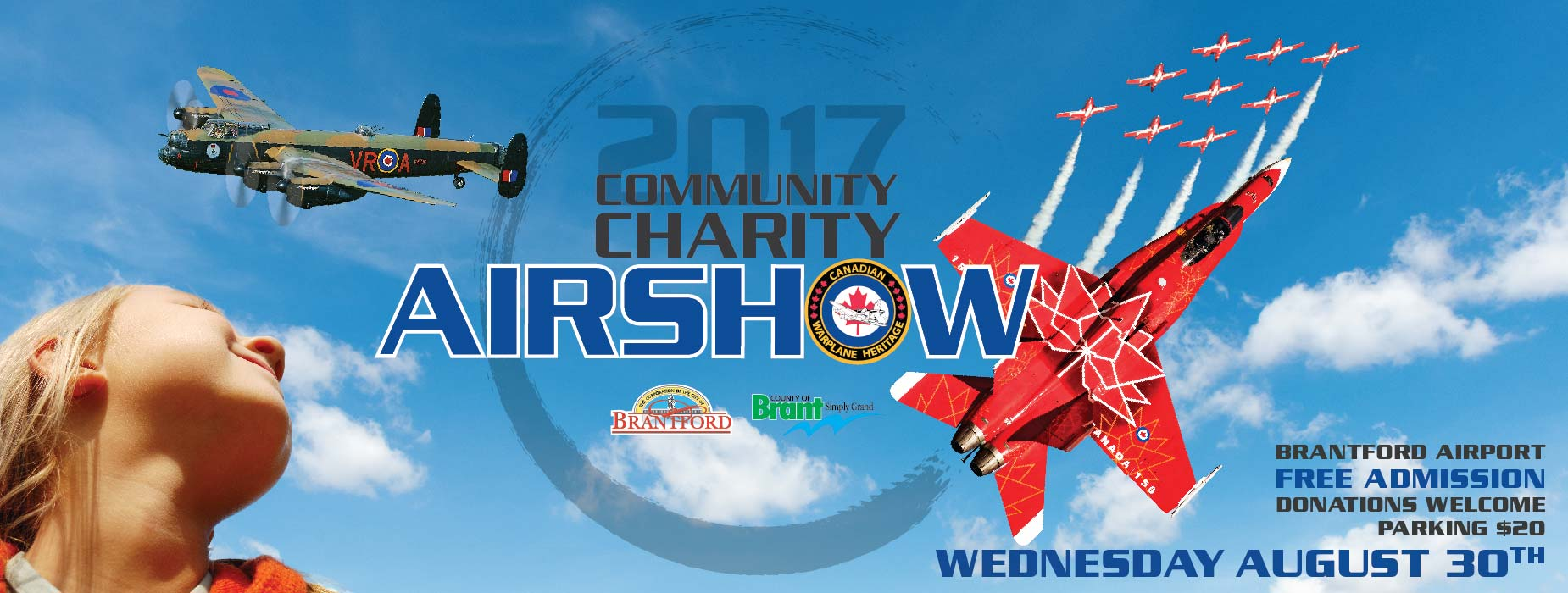 Photo Opportunity:  Brantford Rotary Air Show