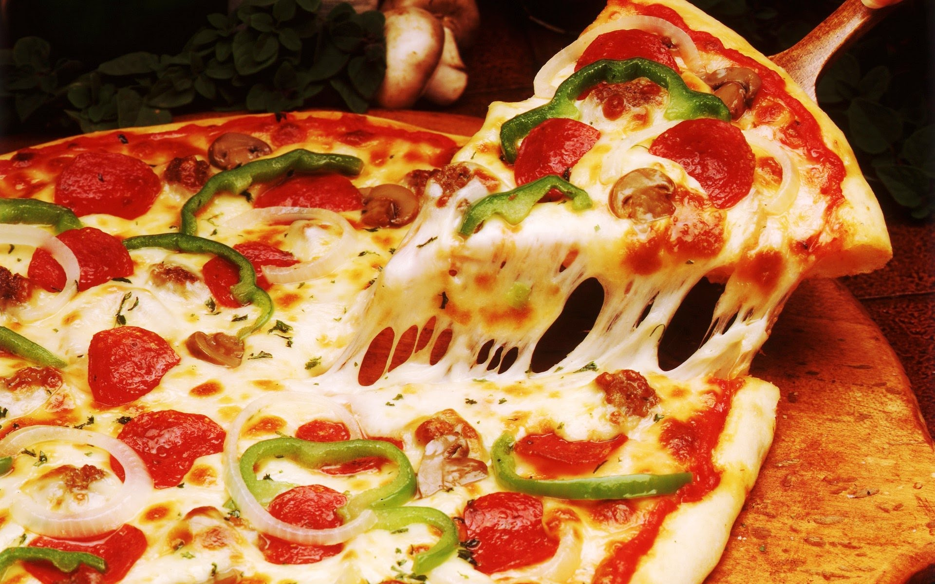 Planning Pizza Party
