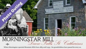Outing:  Morningstar Mill