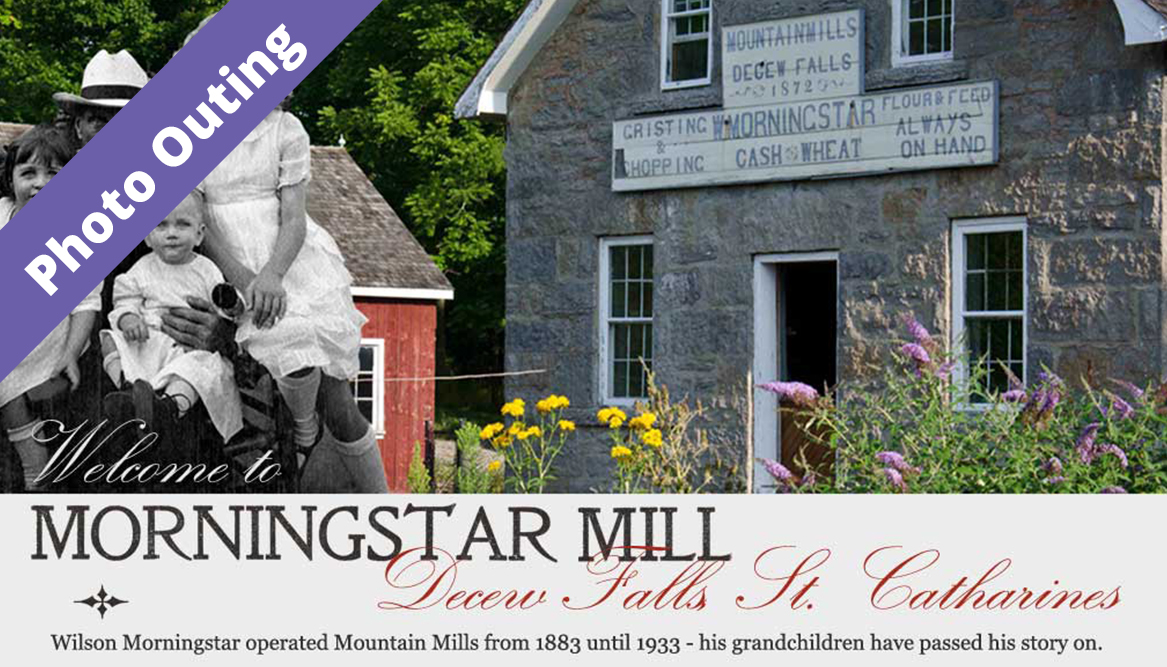 Outing:  Morningstar Mill