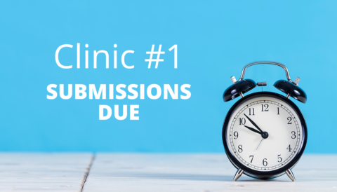 2021/22 Clinic Submission Dates Announced