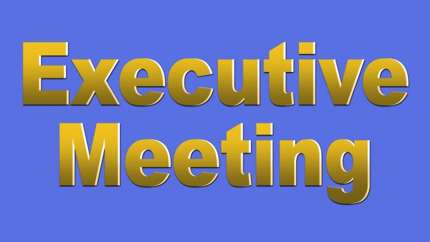 Executive Meeting