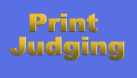 Print Judging