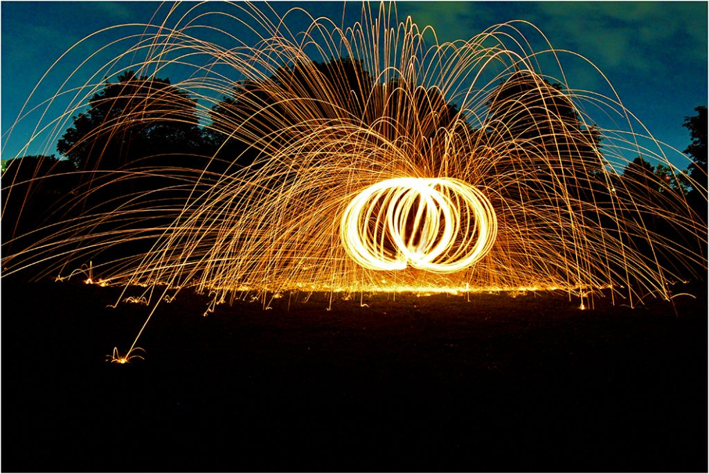 Light Painting Outing