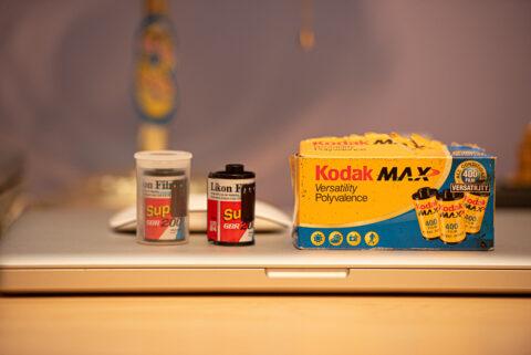 35mm colour film